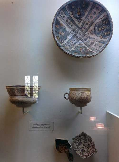 Cup from Chersonese. X century.