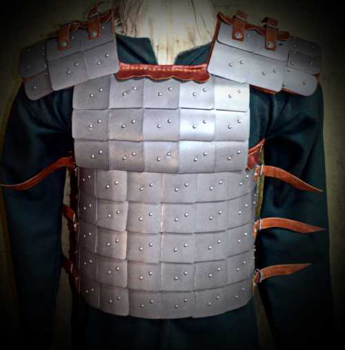 Armour of Prince Dovmont. XIII-XIV A.D.