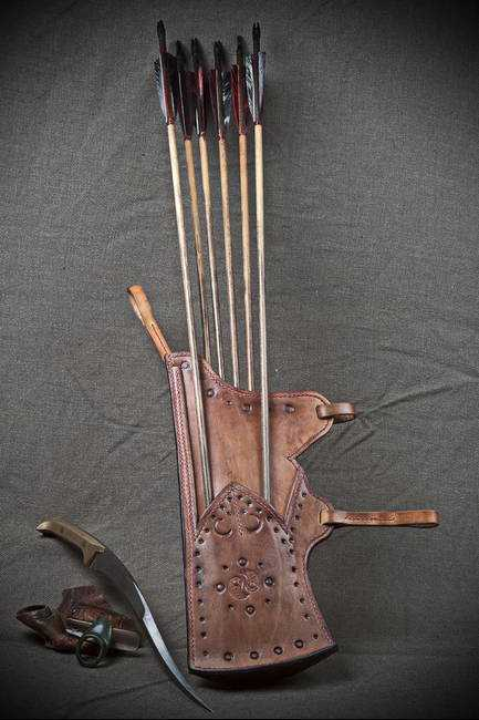 The Turkoman quiver (simple version). XIII-XXI A.D.