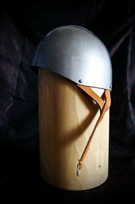 Helmet from Stary Orkhey. X-XIII A.D.
