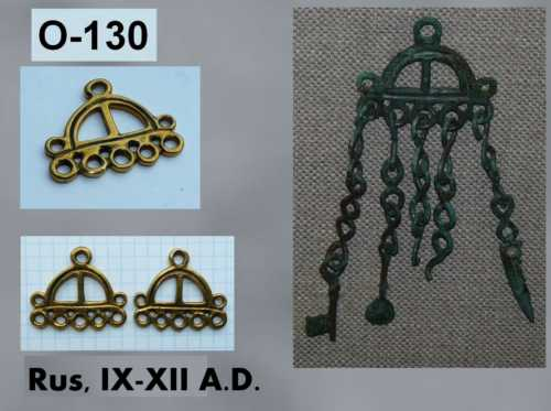 Chains dividers (for fibulas)