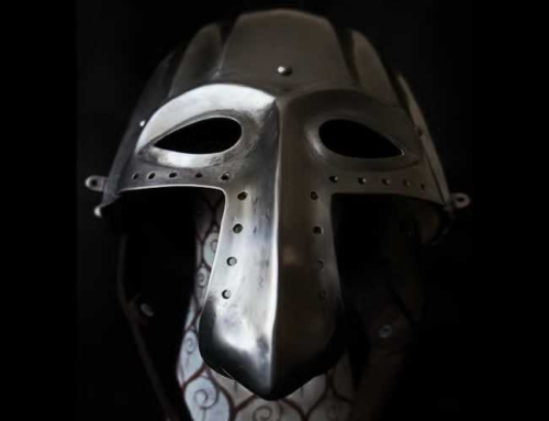 New helmet in the stock! Eastern bascinet from Nikol'skoe.
