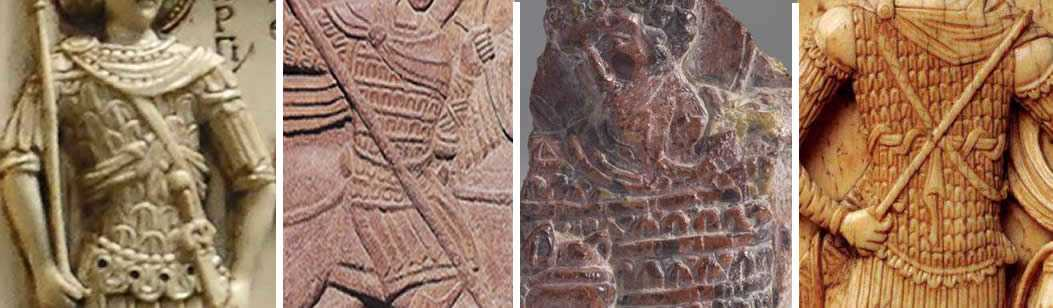 Historical scale armour Vs. modern sentiments. A kind of article.
