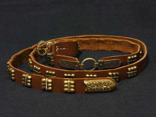 New photos of the belt from Ladoga / Nothern Rus added.
